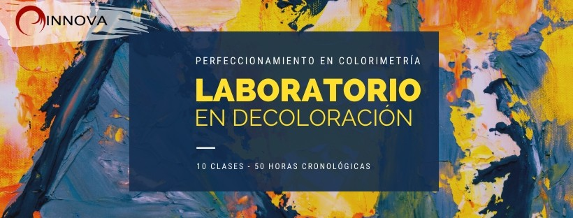 Curso de Colorimetría - Laboratorio en Decoloración - Instituto Innova